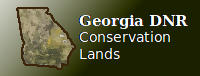 Georgia Conservation Lands Banner